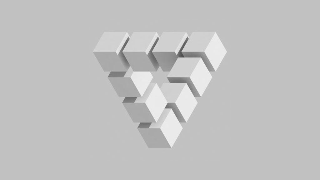 Oneindige driehoek