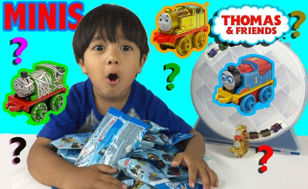 Ryan's Toy Review