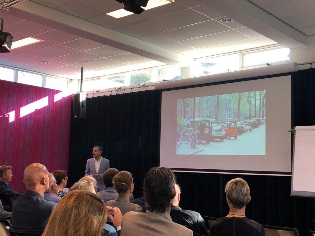 Sfeerfoto van najaarsconferentie Stichting de Opbouw